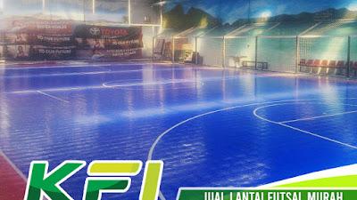 Jual Lantai Futsal Murah Sedang Promo Besar