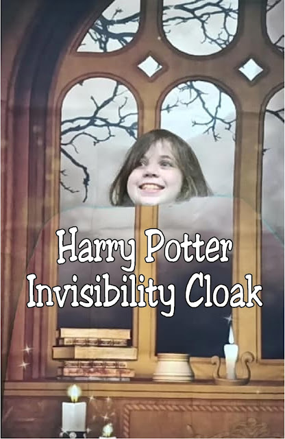 Have a little magical fun at your Harry Potter party with this Invisibility Cloak straight from Hogwarts. Harry Potter's cloak makes the perfect party game for your wizard party and will have all your guests amazed at the magic involved.