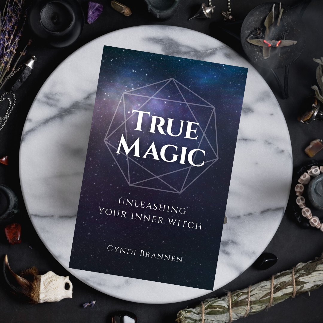 Book Review: True Magic- Unleashing Your Inner Witch by Cyndi Brannen