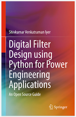 Digital Filter Design using Python for Power Engineering Applications: An Open Source Guide