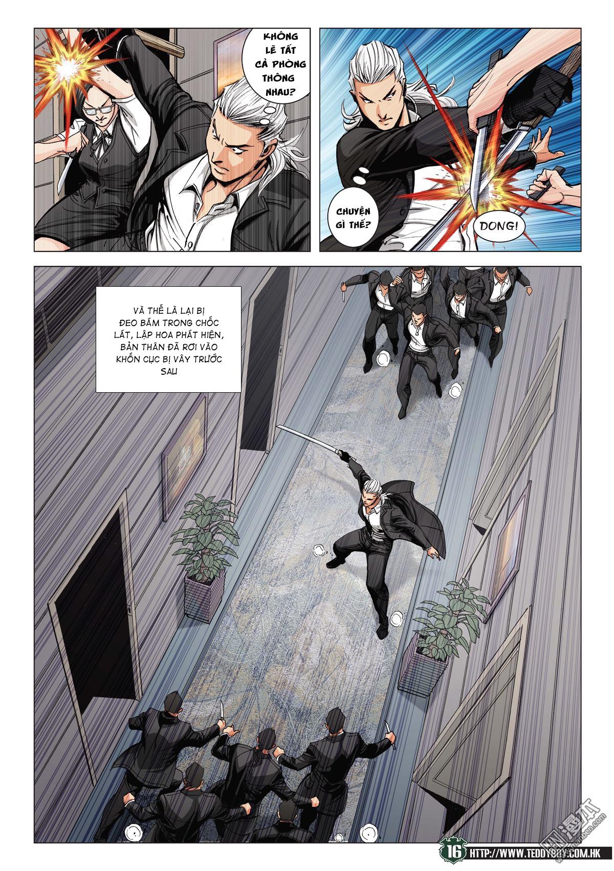 Người Trong Giang Hồ RAW chap 2070 - Trang 15