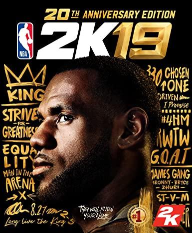 NBA 2K19 20th Edition Torrent (PC)