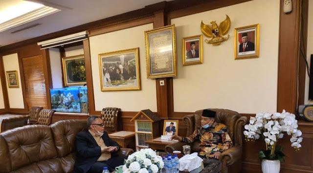 Terkait Reshuffle Kabinet Jokowi, Tokoh Intelijen Senior Dipanggil Ketum PBNU
