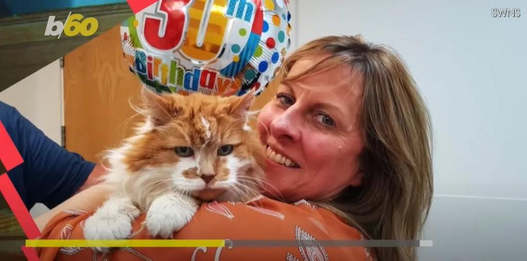 INSOLITE : Le chat le plus vieux du monde est mort à l'âge de 31 ans