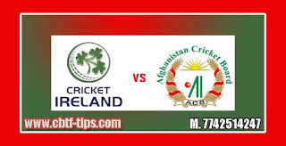 Match Prediction Tips by Experts AFG vs IRE 1st T20 21.2.2019 Today