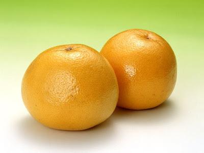 como se aclara la piel con naranjas