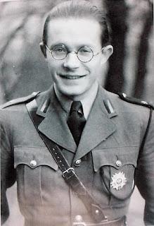 "Podporucznik Stefan Bałuk ps. ""Starba"" - 1942"