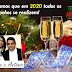 Antônio Zuza! Desejamos que em 2020 todos os seus sonhos se realizem!