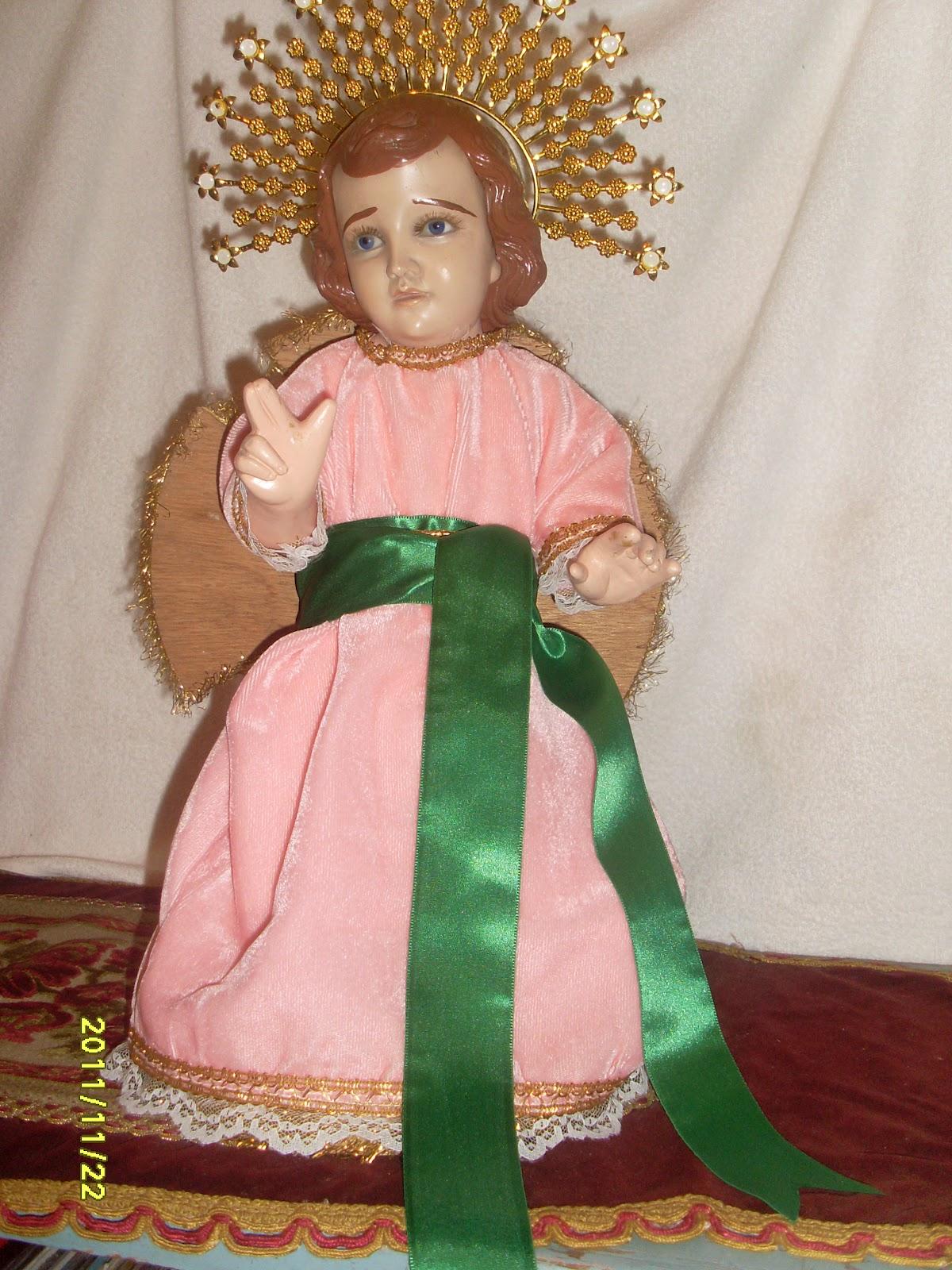 Un Para Nino Dios Vestido Como Hacer Sencillo