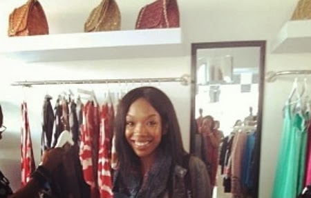 brandy shopping in lagos nigeria