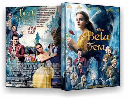 A Bela e a Fera 2014 - DVD-R