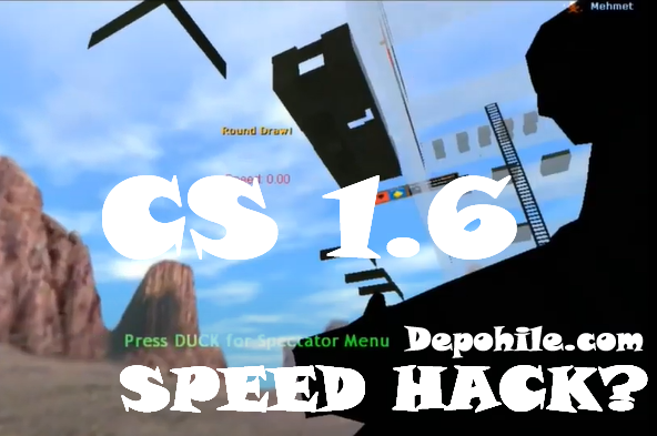 Counter Strike 1.6 Canavar v2 CFG Speed Hilesi İndir Yeni