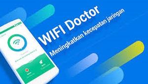 WiFi Doctor-Mendeteksi & Meningkatkan