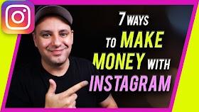How to make money on Instagram - 7 ways that WORK