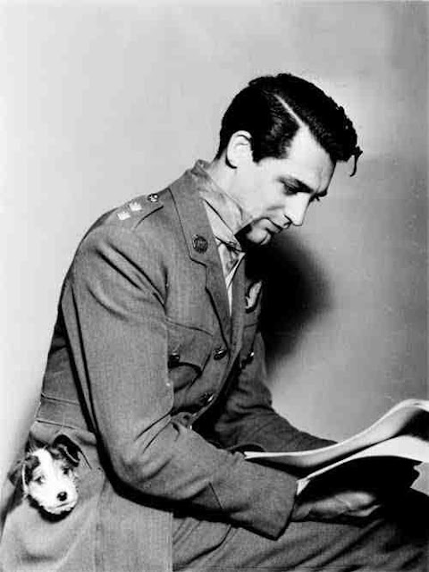 How to Cary Grant