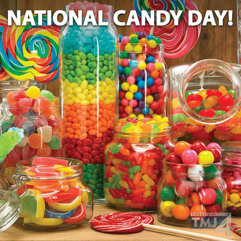 National Candy Day Wishes