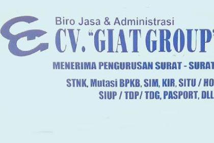 Lowongan Kerja CV. Giat Group Pekanbaru November 2018