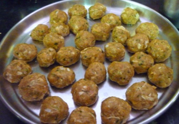 Fried Keema Balls | Keema Undalu | Step By Step Recipe