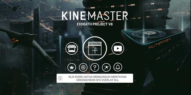 Download Kinemaster Pro mod 4.13.1
