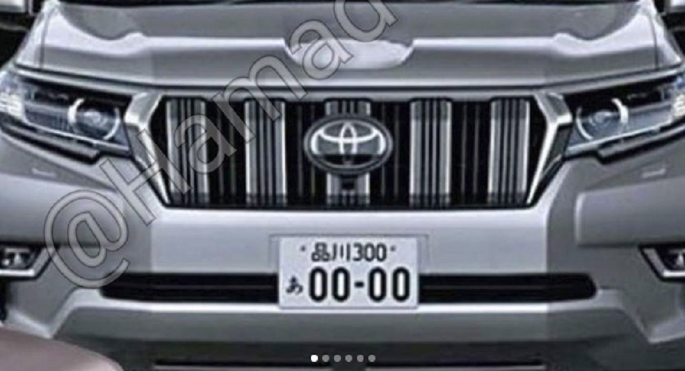 2018 toyota landcruiser 200 series. these 2018 toyota land cruiser prado renders could be very close to reality landcruiser 200 series