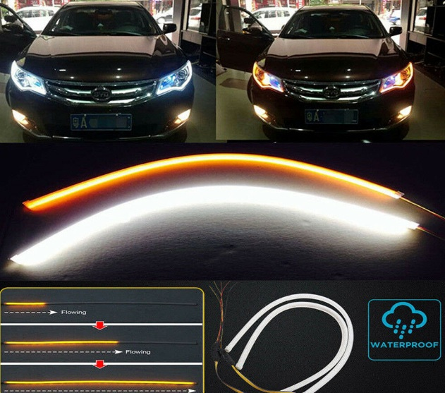 The use of LED Car Lights