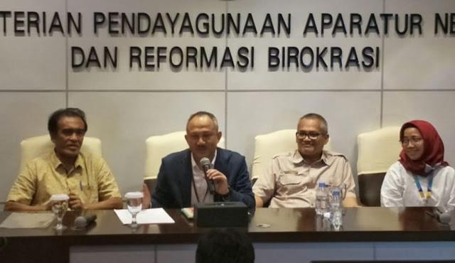Kemenpan RB akan Atur Jabatan yang Bisa Diisi Non-PNS
