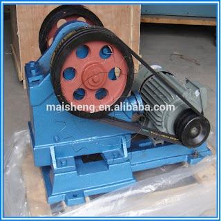 mesin pemecah batu mini
