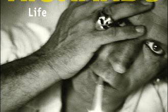 Lundi Librairie : Life - Keith Richards