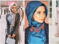 3 Inspirasi Gaya Hijab Simpel Untuk Lebaran, Salah Satunya Hijab Tanpa Pentul yang Praktis