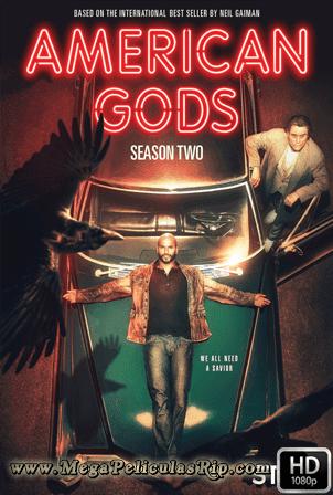 American Gods Temporada 2 [1080p] [Latino-Ingles] [MEGA]