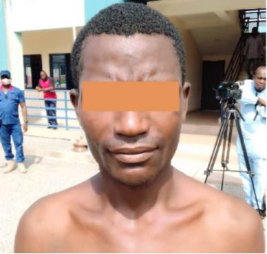 Shocking Confessions of Yaro, The Serial R*pist Who Defiled 3-Month-Old Baby, Others In Nasarawa #Arewapublisize