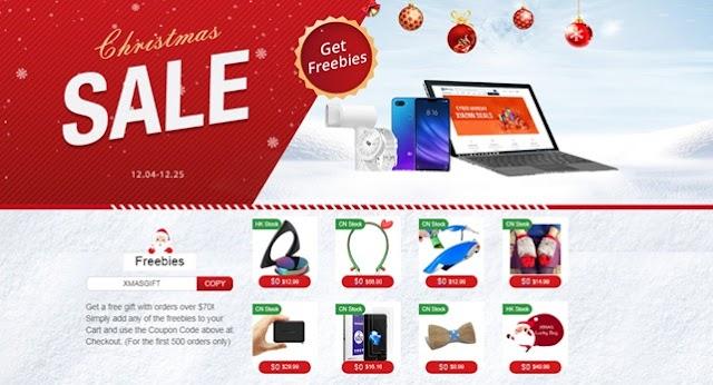 ▷¡La navidad ha llegado a Geekbuying con estas increíbles ofertas!