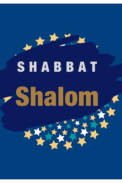 Shabbat Shalom Card Wishes  | Modern Greeting Cards | 10 Cute Picture Images