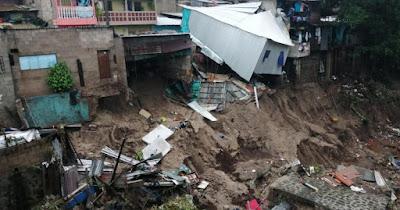 TORMENTA TROPICAL AMANDA DEJA 7 MUERTOS EN EL SALVADOR