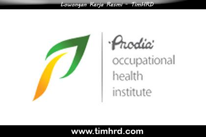 Lowongan Kerja Resmi PT. Prodia OHI International