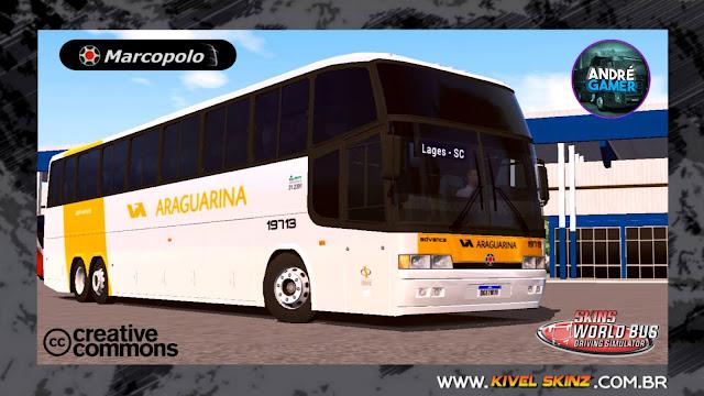 PARADISO GV 1150 - VIAÇÃO ARAGUARINA