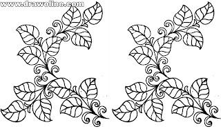 Hater kajer jamar noksha design drawings, 3 beautiful noksha design drawings,জামার হাতের কাজের ডিজাইন