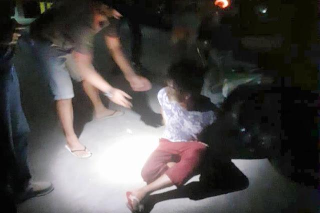 Polisi tangkap pengedar sabu di Pelabuhan Bangsal KLU