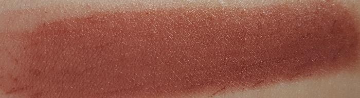 Swatch: L´Oréal Paris Color Riche Matte Lippenstift / Lipstick Limitiert 636 Mahogany Studs