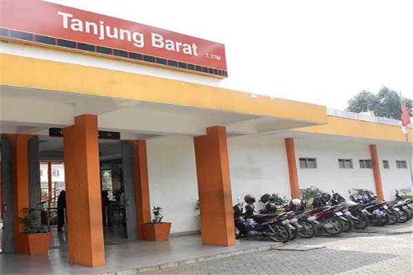 Stasiun Tanjung Barat
