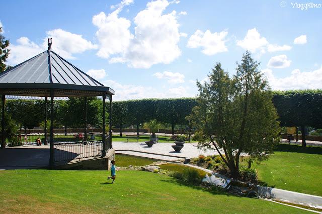 Giardini Pubblici di Fougeres
