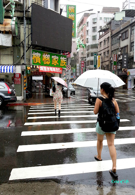[TAIPEI 台北] Day 8: A day at Taiwan when Chan-Hom Typhoon strikes 第八天:在昌鸿台风中的一天
