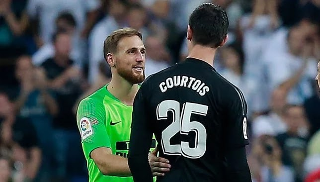 Courtois vs Oblak: two of the best goalkeepers face off in the Madrid derby