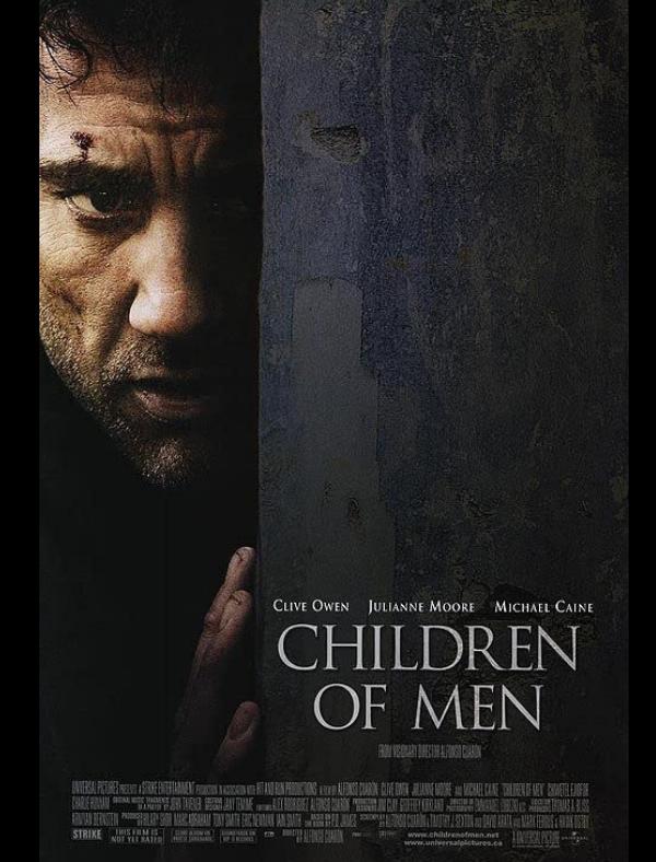 Children Of Men 2006 x264 720p Esub BluRay Dual Audio English Hindi THE GOPI SAHI