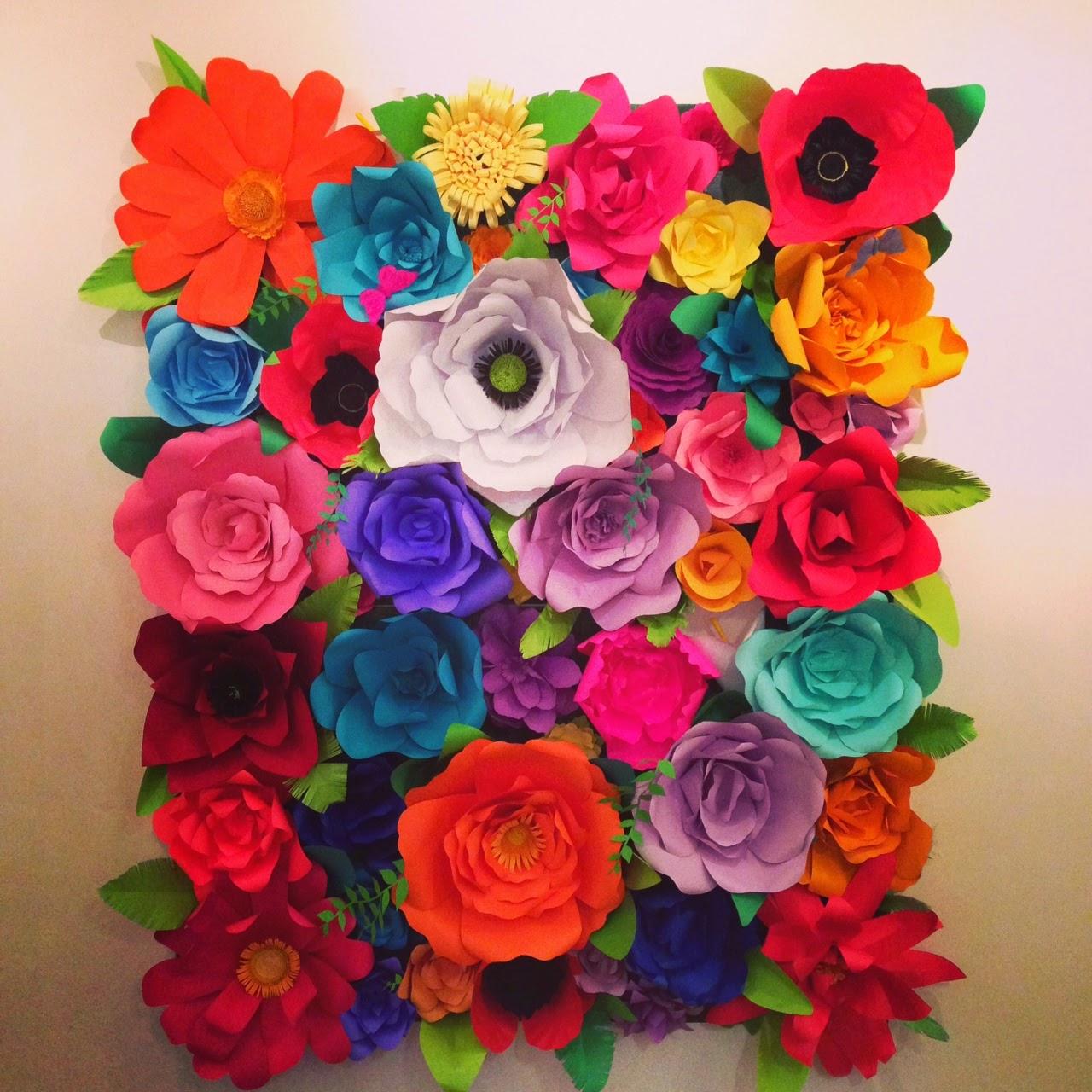 Artelexia: Giant Paper Flower Workshop