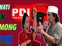 "(Video) Cak Nun Sindir Pidato Megawati PDIP: ""Resminya Itu Kafir"""