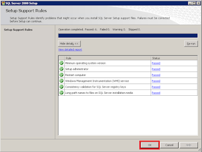 Step by step Installasi SQL Server 2008 Express with Tools