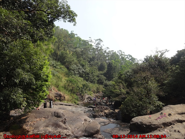 Meenmutty Waterfalls Wayanad
