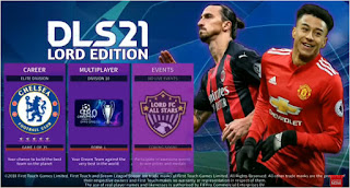 Download DLS 21 Spesial Lord Edition Android Offline New Update Squad 2021