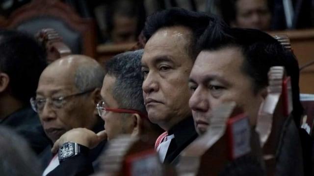 Yusril Baca Ayat saat Sidang MK, Kubu Prabowo: Itu Pengingat untuk Dirinya Sendiri